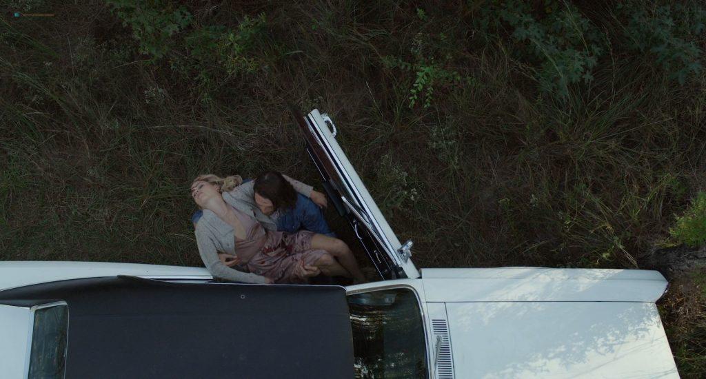 Francesca Eastwood hot sex Claire Holt and Alycia Debnam-Carey hot - A Violent Separation (2019) HD 1080p (9)