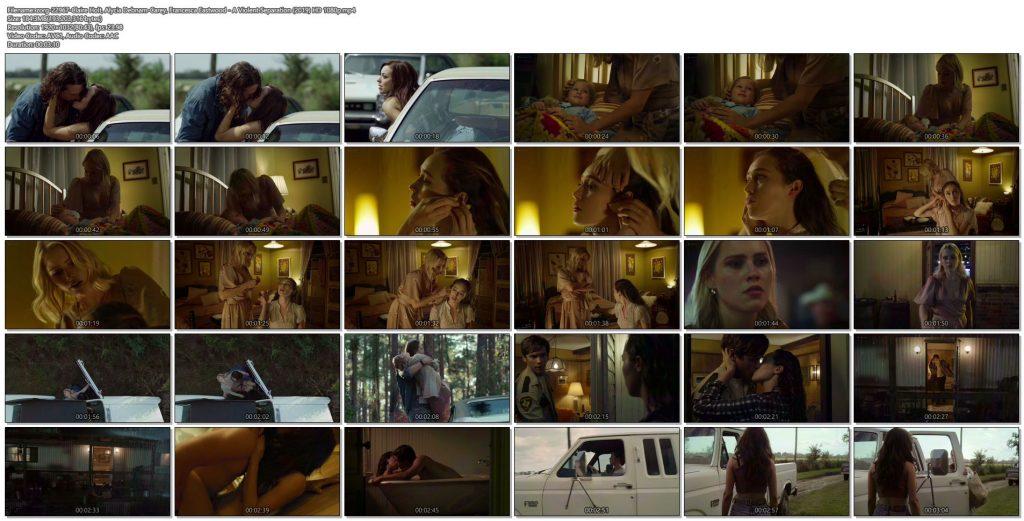 Francesca Eastwood hot sex Claire Holt and Alycia Debnam-Carey hot - A Violent Separation (2019) HD 1080p (1)