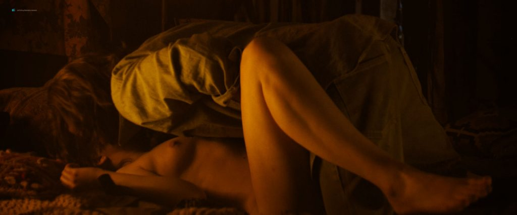 Hannah Murray nude sex Marianne Rendón, Kayli Carter and others nude too - Charlie Says (2018) HD 1080p Web (6)