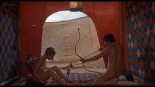 Ines Pellegrini nude full frontal Barbara Grandi and others nude explicit - Arabian Nights (1974) HD 1080p BluRay (r)