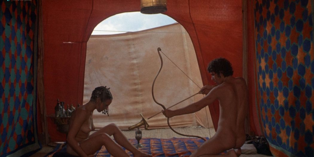 Ines Pellegrini nude full frontal Barbara Grandi and others nude explicit - Arabian Nights (1974) HD 1080p BluRay (r) (7)