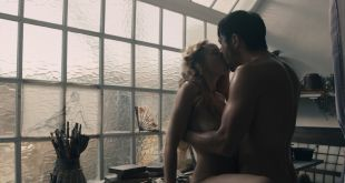 Joanna Vanderham nude in tub and some sex- Warrior (2019) s1e4-6-7 HD 1080p Web (8)