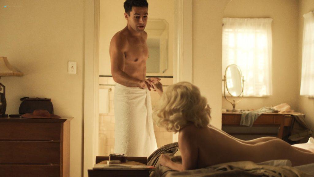 Julie Ann Emery nude topless butt and sex - Catch 22 (2019) s1e1 HD 1080p Web (5)
