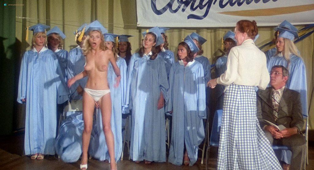 Sandy Johnson nude topless Kirsten Baker and Rikki Marin nude too - Gas Pump Girls (1979) HD 1080p BluRay (14)