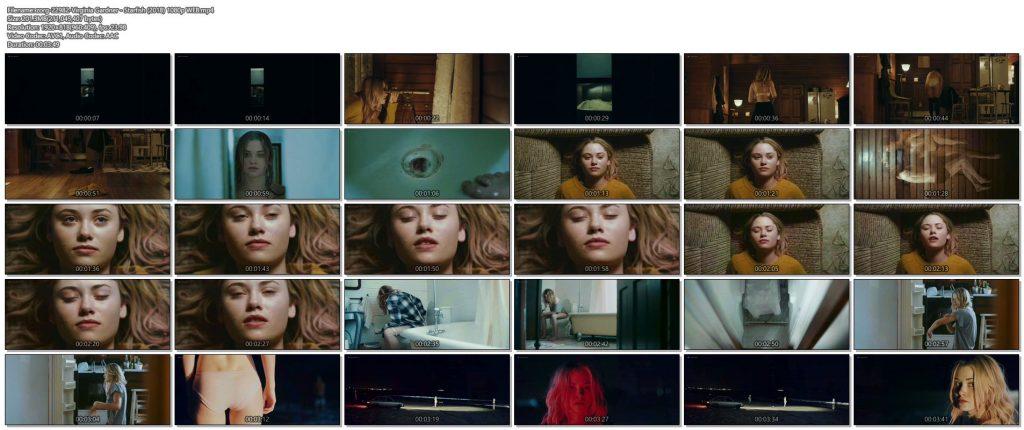Virginia Gardner hot and sexy - Starfish (2018) 1080p WEB (1)