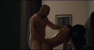 Abbey Lee hot sex Simone Kessell nude doggy style - Outlaws (2017) HD 1080p BluRay (5)