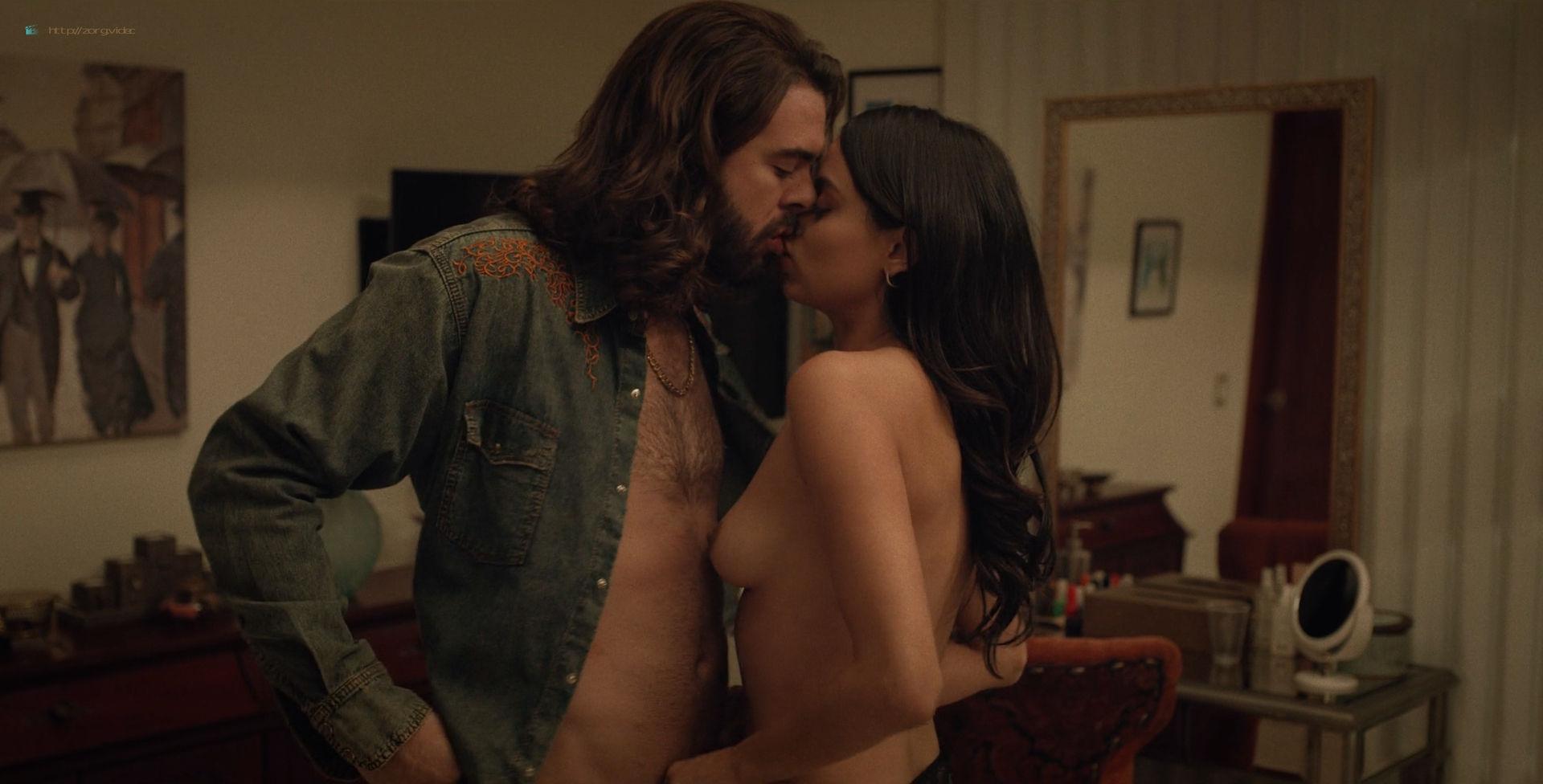 Ana Layevska nude lesbian sex with Florencia Ríos - Yankee (2019) S1 HD 1080p (8)