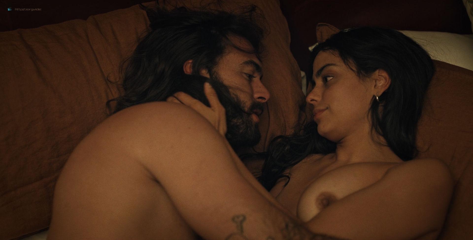Ana Layevska nude lesbian sex with Florencia Ríos - Yankee (2019) S1 HD 1080p (4)