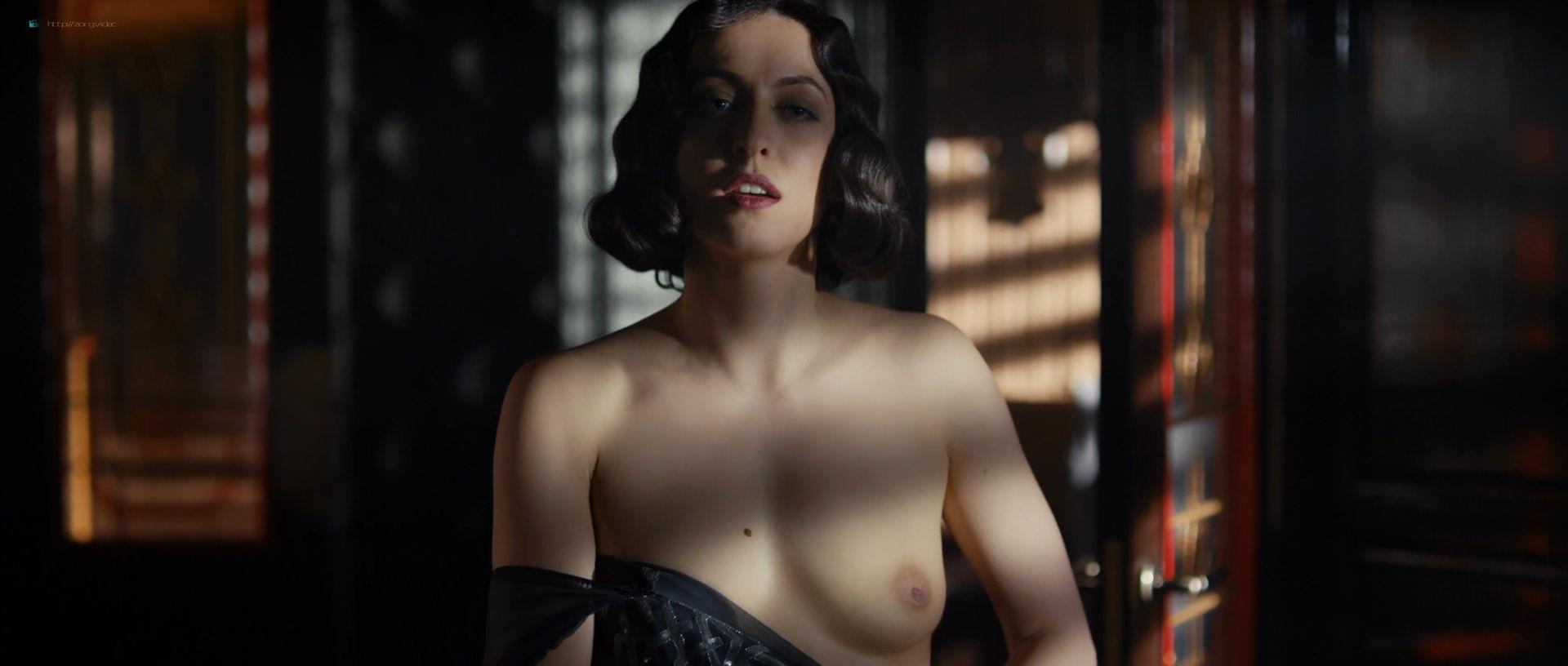 Anastasiya Meskova nude full frontal Olga Sutulova nude sex - Trotsky (2017) s1e1-2 HD 1080p (15)