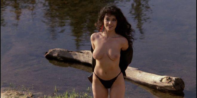 Apollonia Kotero nude topless and sex - Purple Rain (1984) HD 1080p BluRay (12)
