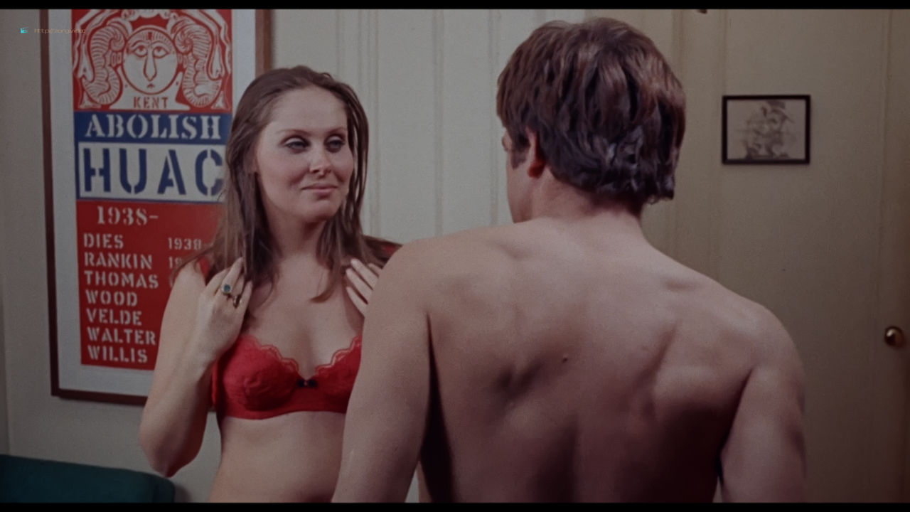 Ashley Oliver nude Sara-Jo Edlin nude hot sex - Greetings (1968) HD 720p BluRay (11)