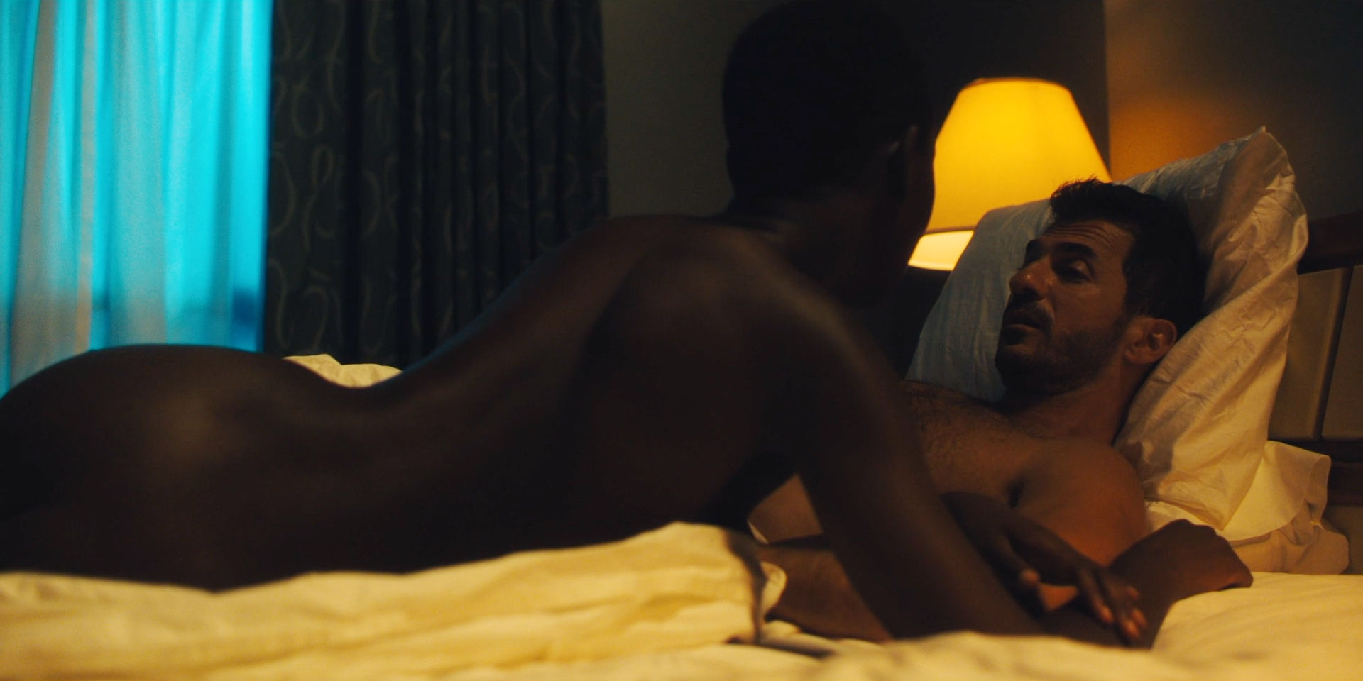Carla Gugino hot some sex Jodie Turner-Smith nude and sex - Jett (2019 ) s1e1 HD 1080p (10)
