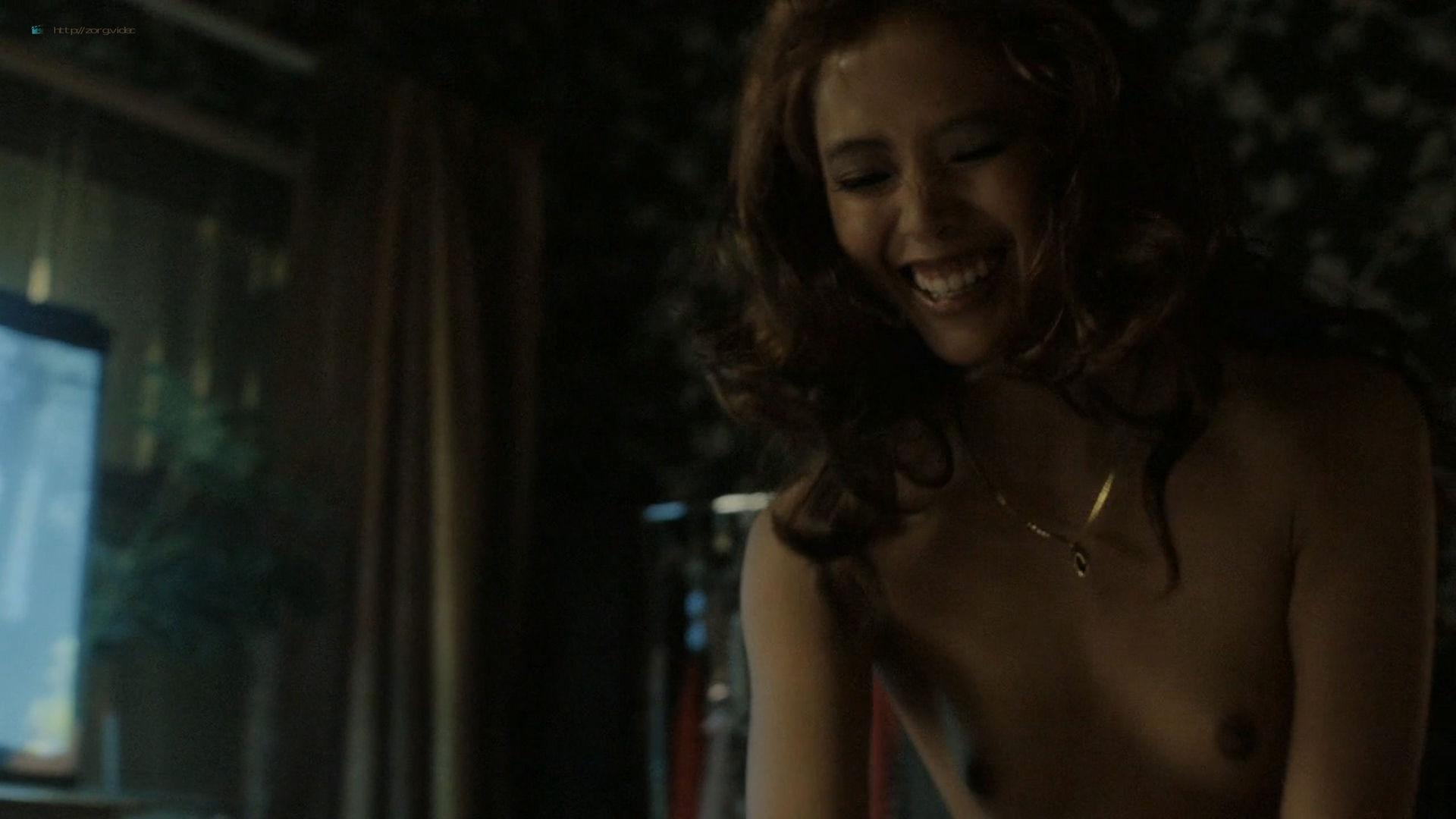 Charlene Almarvez nude topless - City on a Hill (2019) s1e1 HD 1080p (2)
