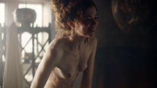 Charlotte Hope nude topless – The Spanish Princess (2019) s1e6 HD 1080p Web