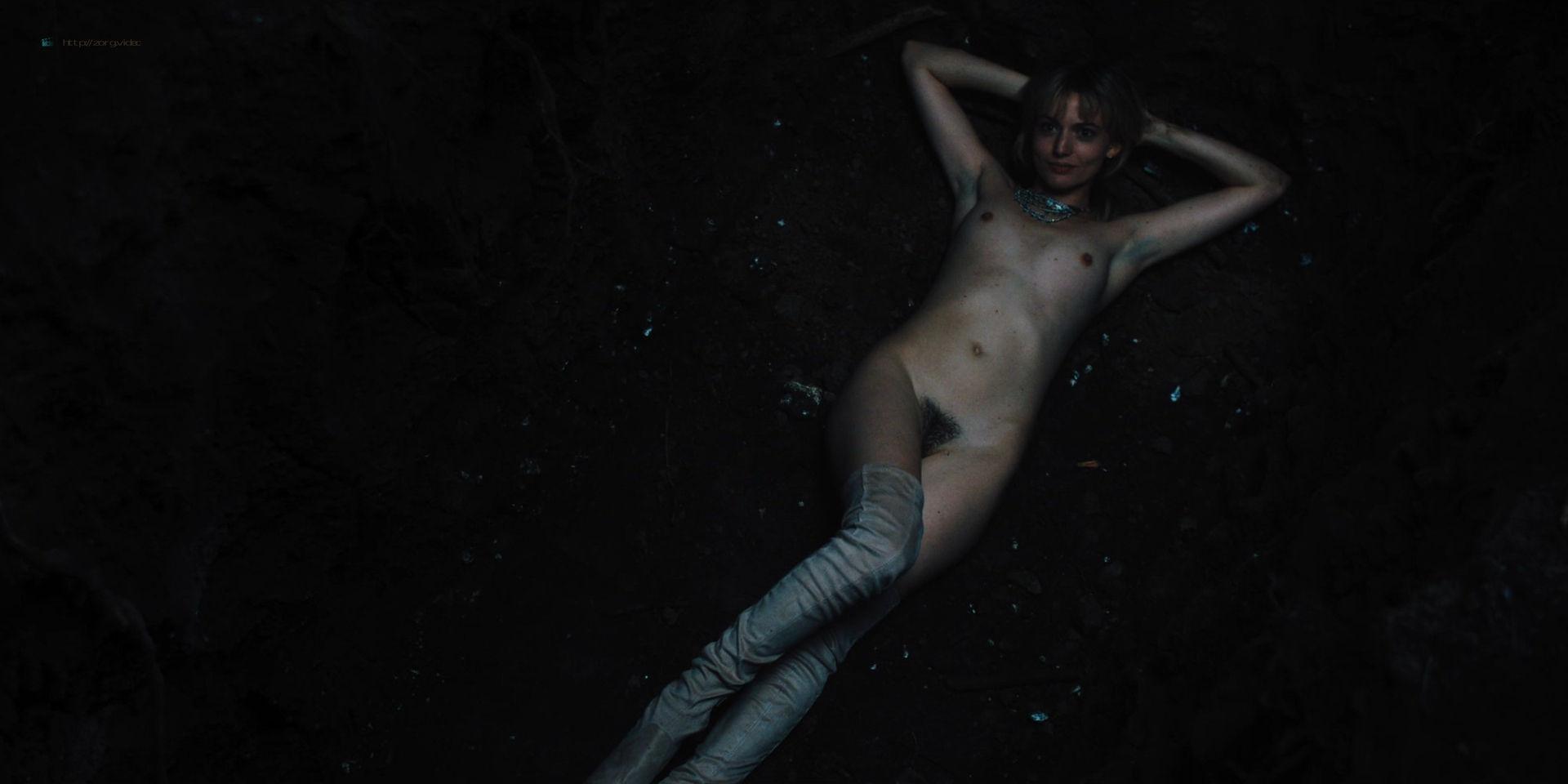 Elena Anaya nude full frontal Gaite Jansen and Jodie Turner-Smith nude - Jett (2019) s1e2 HD 1080p (9)