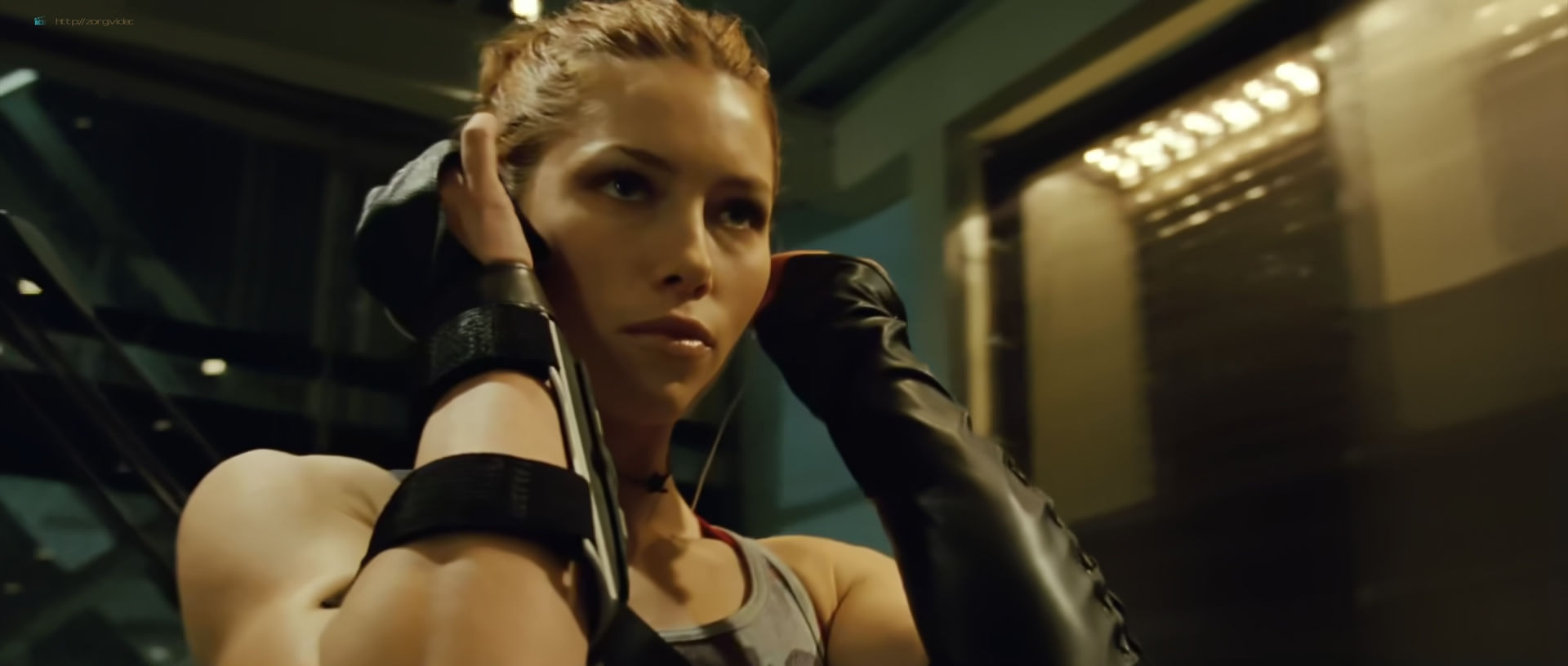 Jessica Biel hot and sexy - Blade Trinity (2004) HD 1080p BluRay (7)