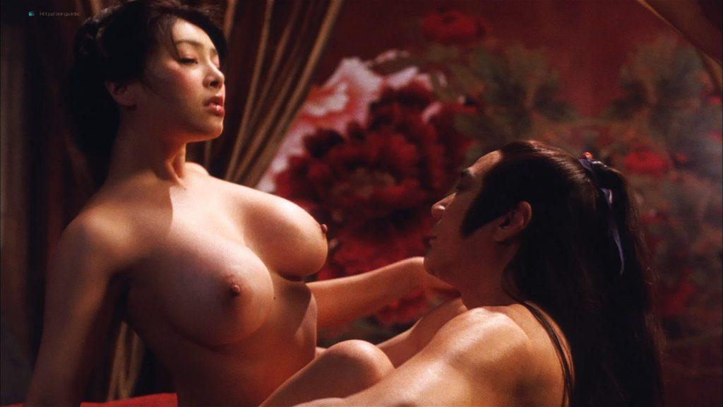 Kaera Uehara nude sex Hikaru Wakana and others nude and a lot of sex - Sex & Chopsticks (HK-2008) HD 1080p BluRay (r) (17)