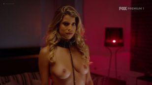 Maria Bopp nude sex threesome with Ana Hartmann - Me Chama De Bruna (2018) S03E07 HDTV 720p