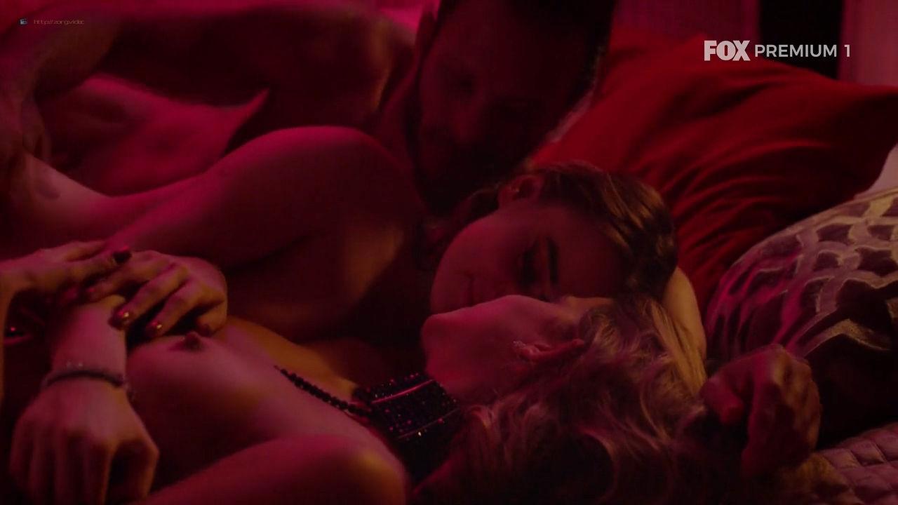 Maria Bopp nude sex threesome with Ana Hartmann - Me Chama De Bruna (2018) S03E07 HDTV 720p (5)