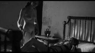Natalia de Molina nude full frontal Greta Fernández nude lesbian - Elisa y Marcela (SP-2019) HD 1080p Web