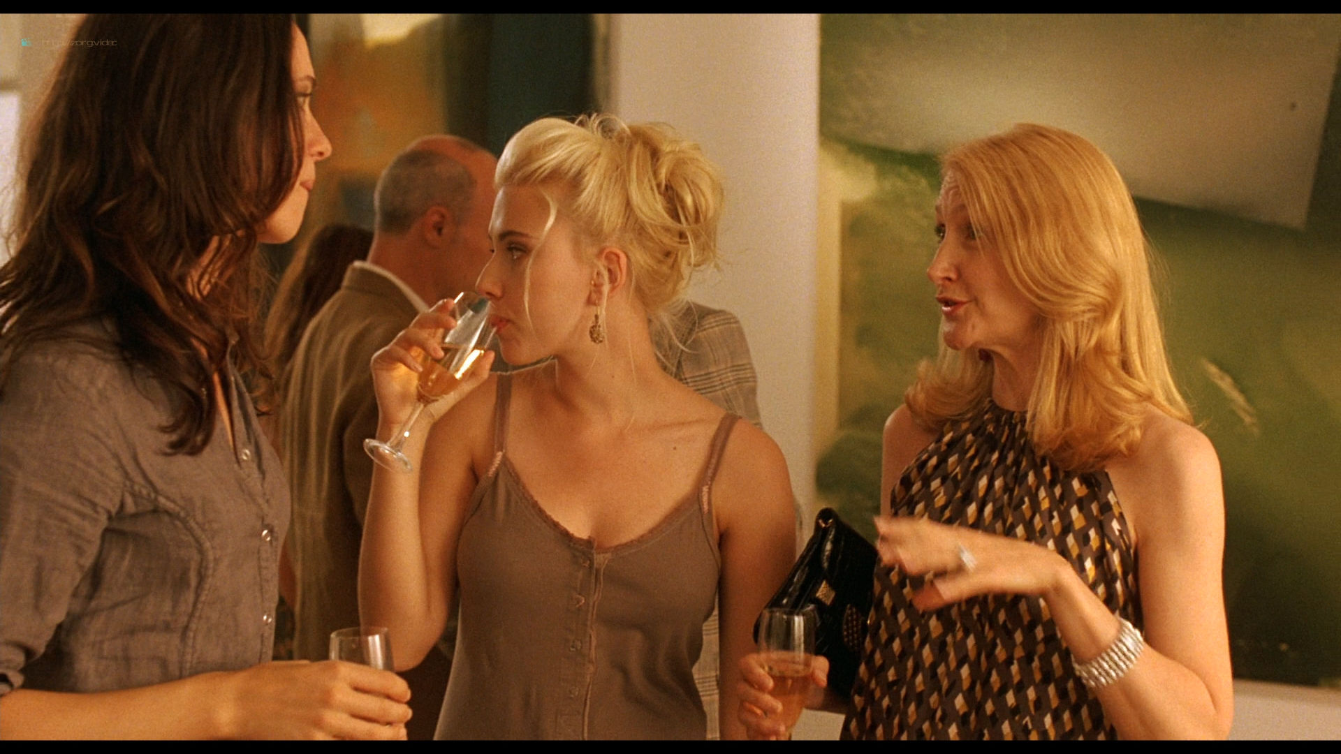 Scarlett Johansson hot Penélope Cruz and Rebecca Hall hot and sexy - Vicky Cristina Barcelona (2008) HD 1080p BluRay (3)