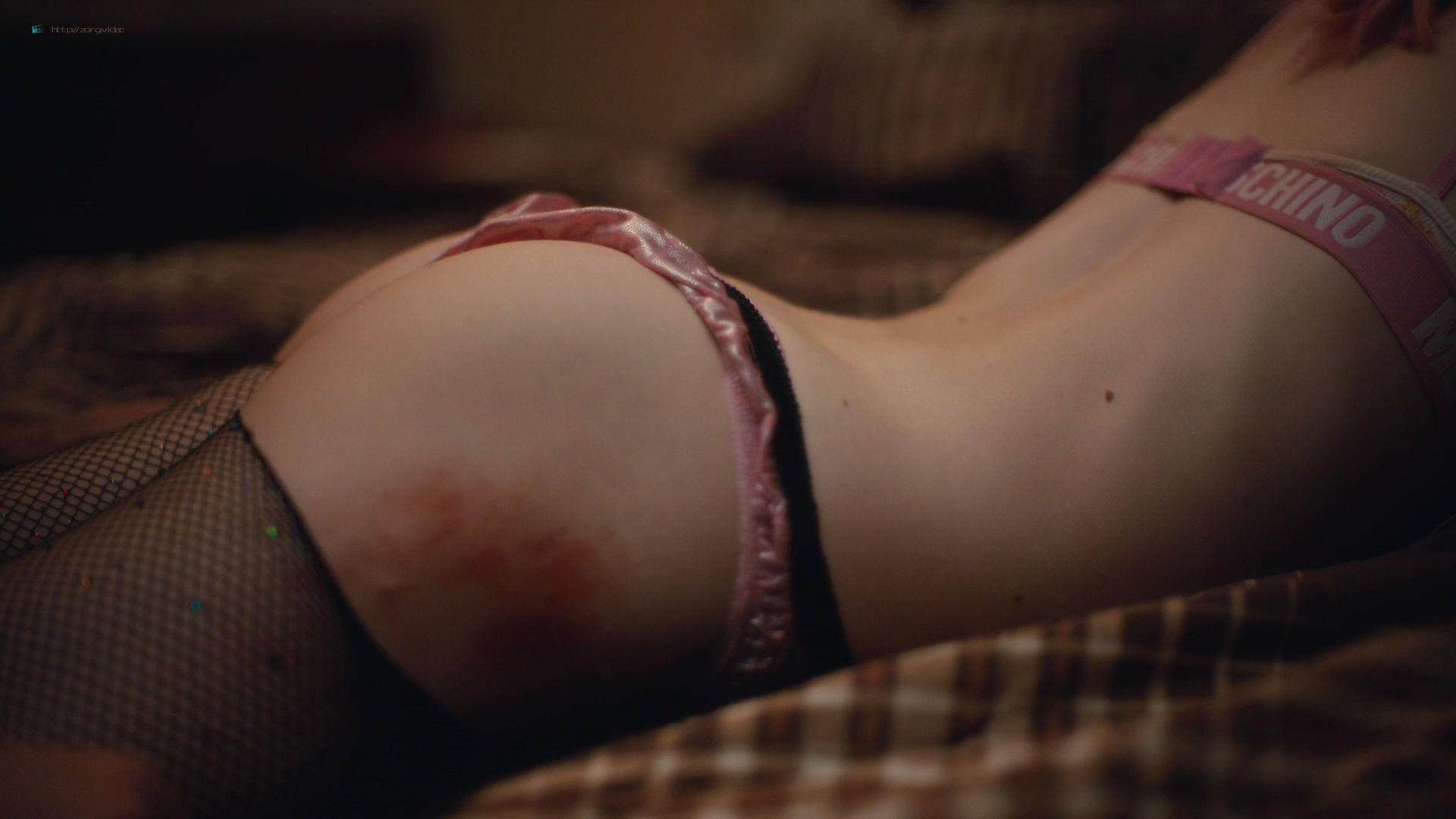 Sydney Sweeney nude sex Alexa Demie topless - Euphoria (2019) HD1080p (13)