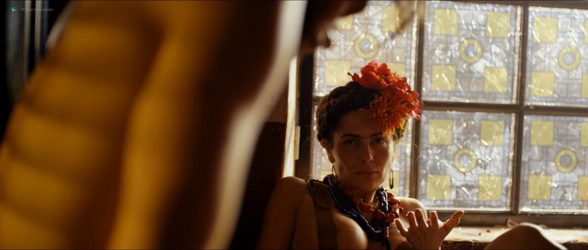 Viktoriya Poltorak nude topless and sex - Trotsky (Ru-2017) s1e4-5 Web HD 1080p (2)