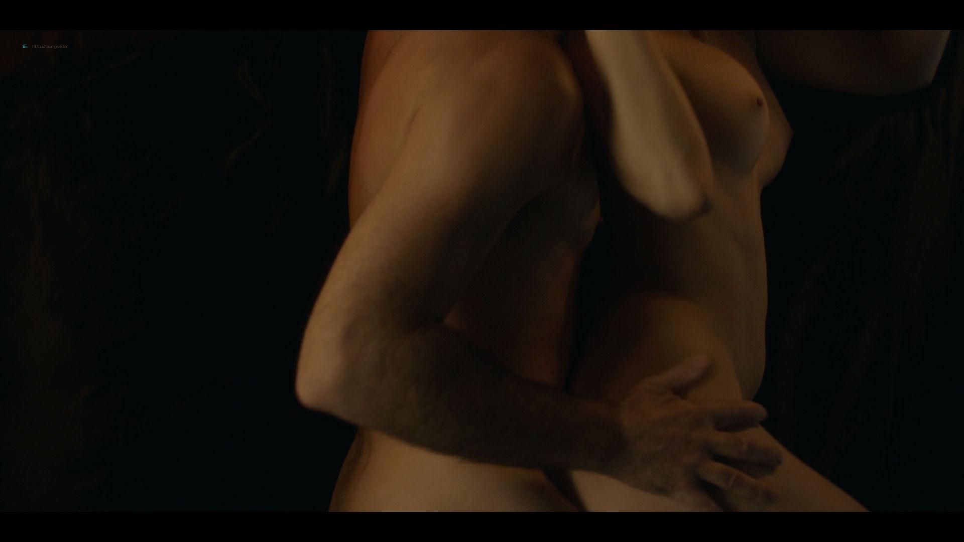Bella Heathcote nude sex - Strange Angel - (2019) s2e4 HD 1080p (5)
