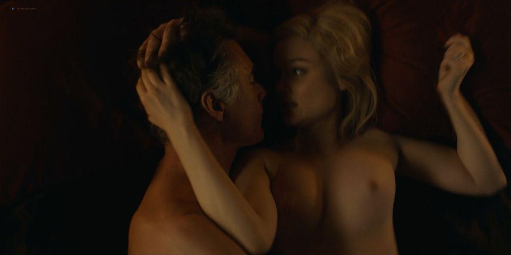 Bella Heathcote nude sex - Strange Angel - (2019) s2e4 HD 1080p (2)