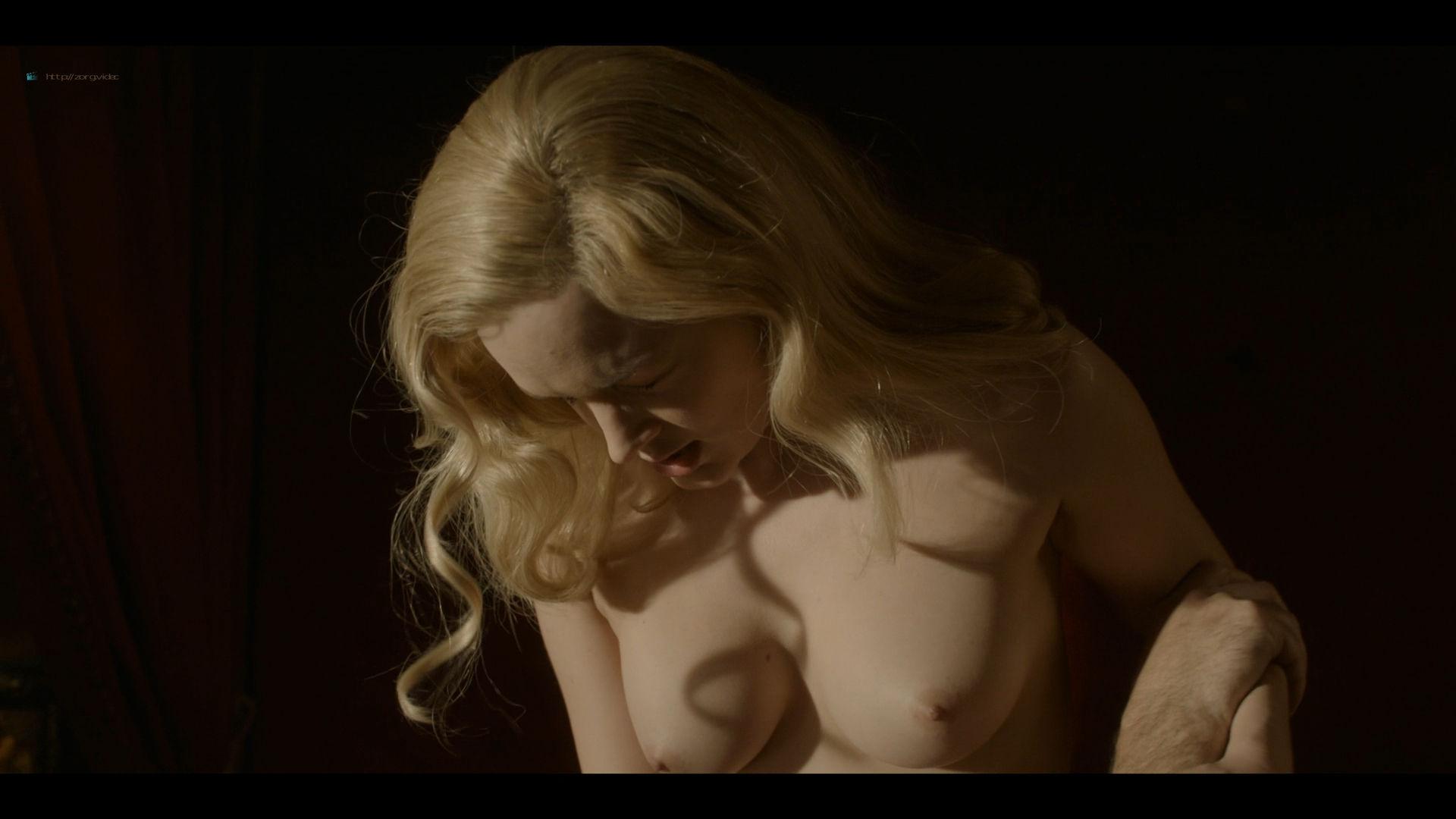 Bella Heathcote nude topless and butt Veronica Osorio nude - Strange Angel - (2019) s2e5 HD 1080p (11)