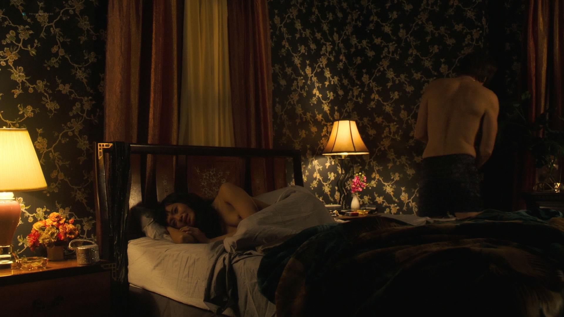 Charlene Almarvez nude topless - City on a Hill (2019) s1e5 HD 1080p (5)