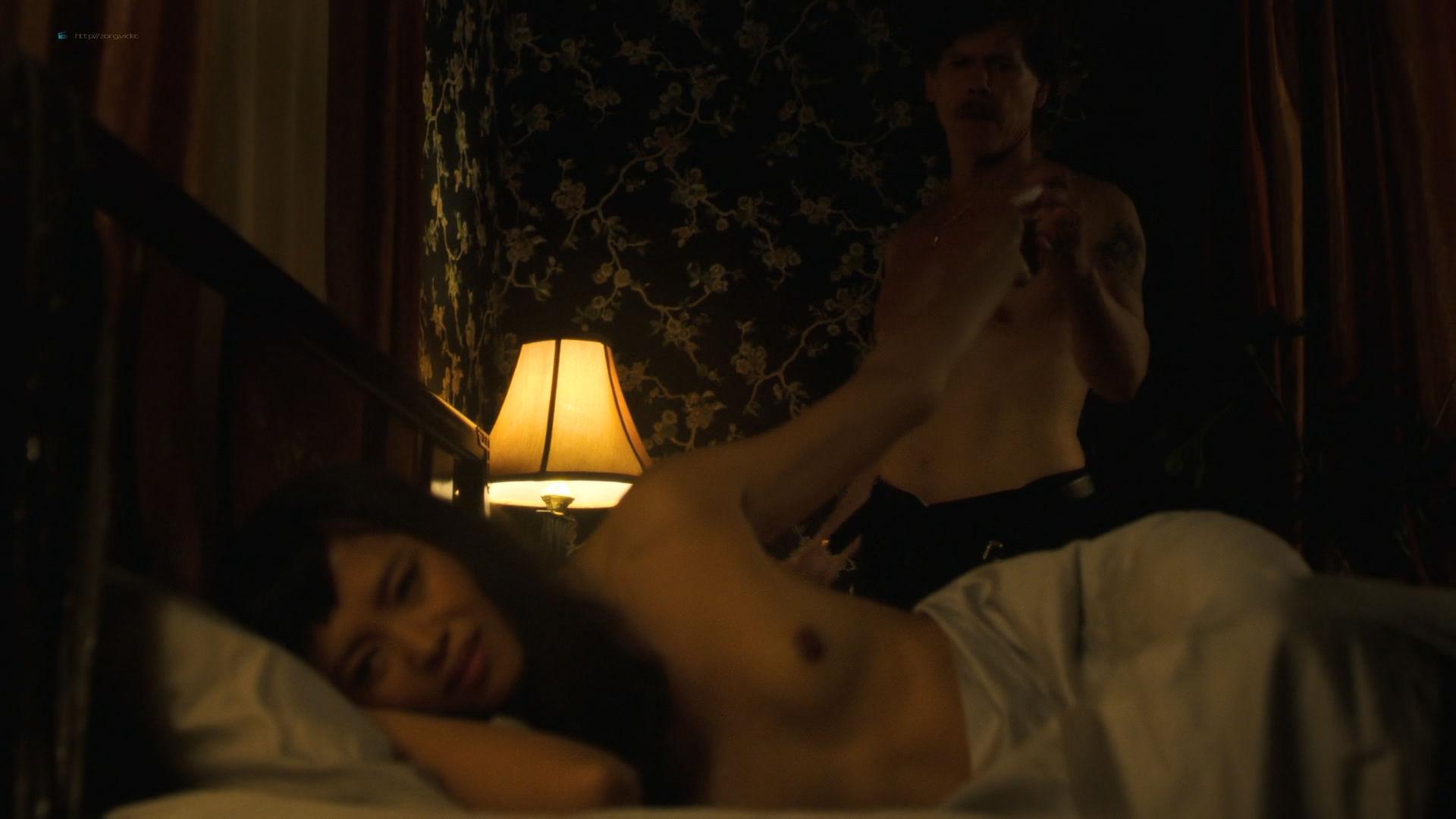 Charlene Almarvez nude topless - City on a Hill (2019) s1e5 HD 1080p (3)