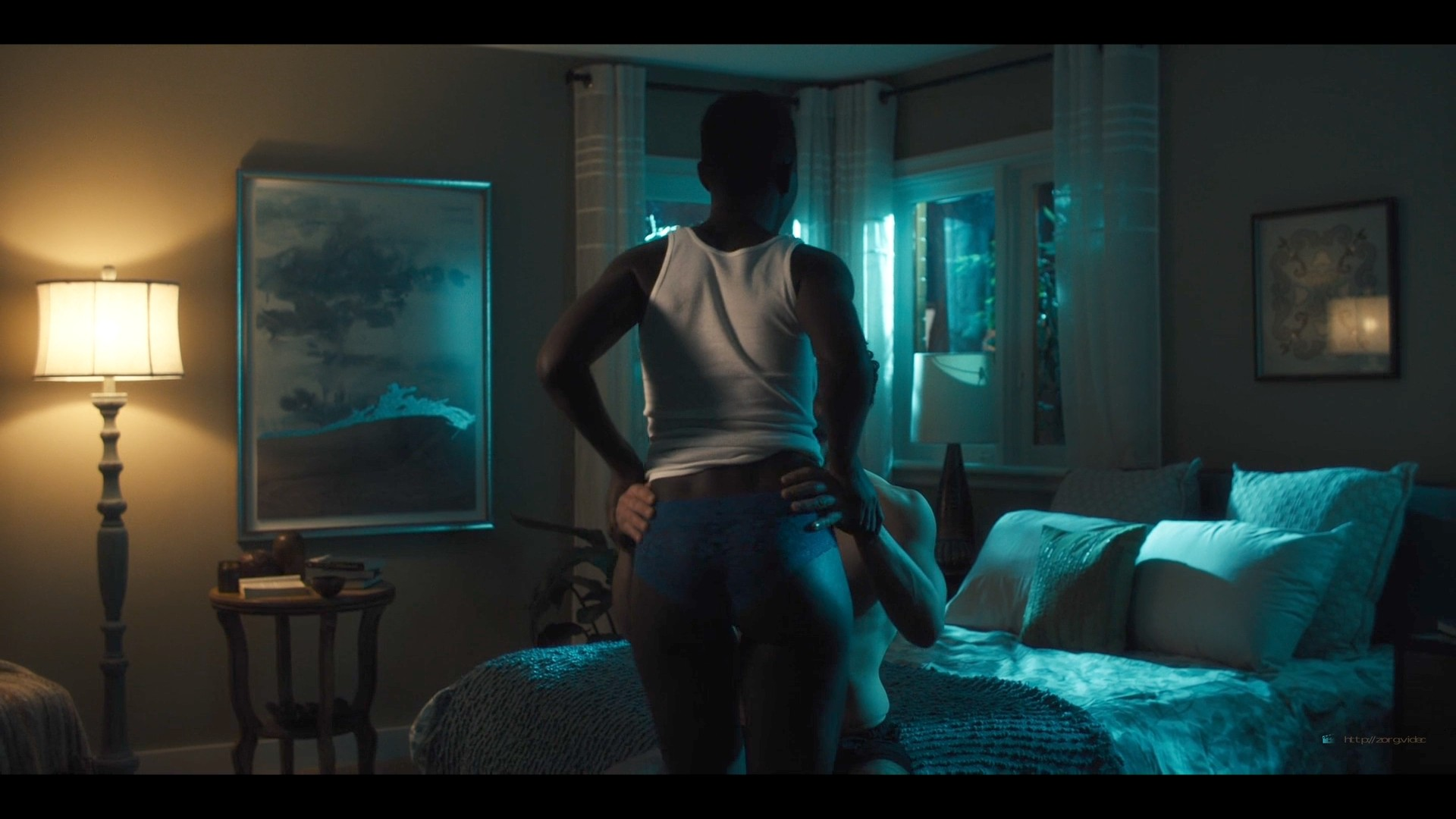 Jodie Turner-Smith nude full frontal Carla Gugino and Natalie Hall sexy - Jett (2019) s1e6 HD 1080p (8)