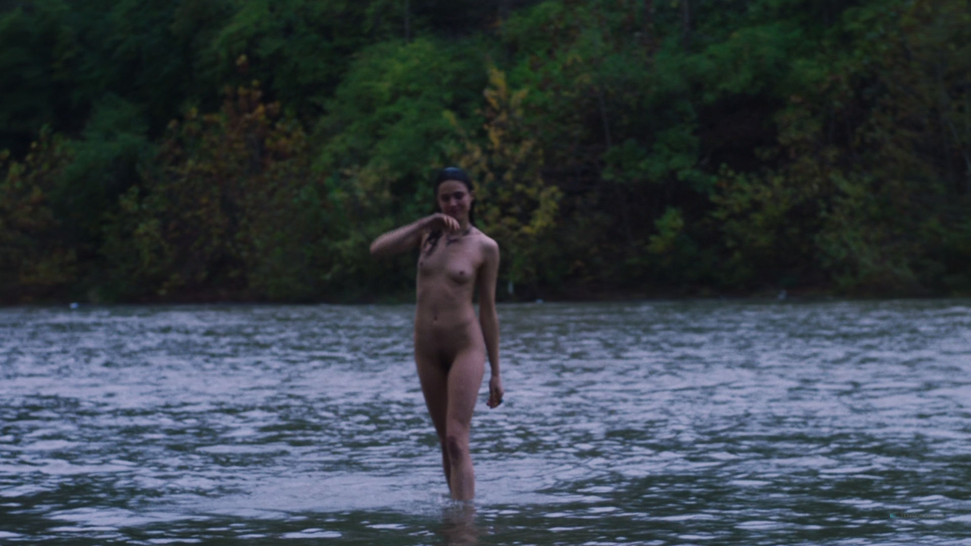 Margaret Qualley nude full frontal - Donnybrook (2018) HD1080p BluRay(r) (5)