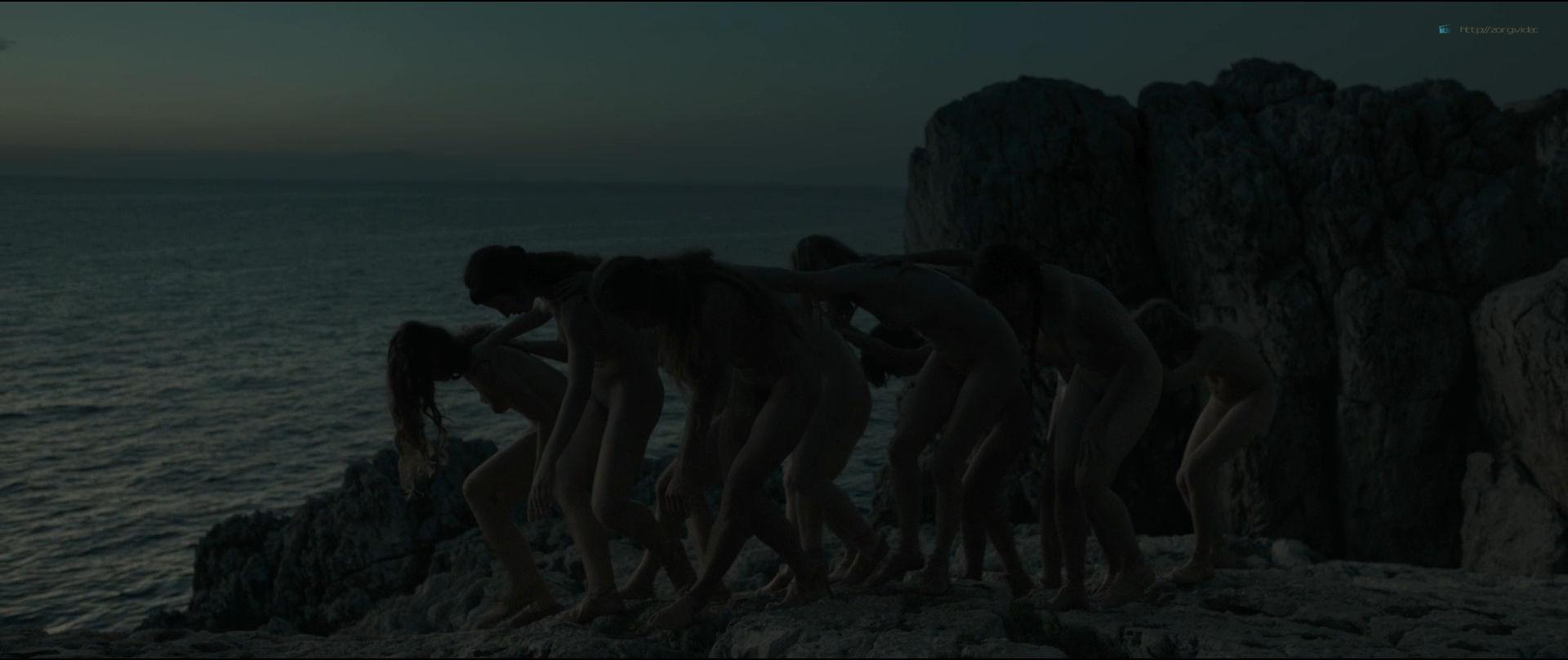 Marianna Fontana nude full frontal Jenna Thiam others nude - Capri-Revolution (2018) HD 1080p BluRay (18)