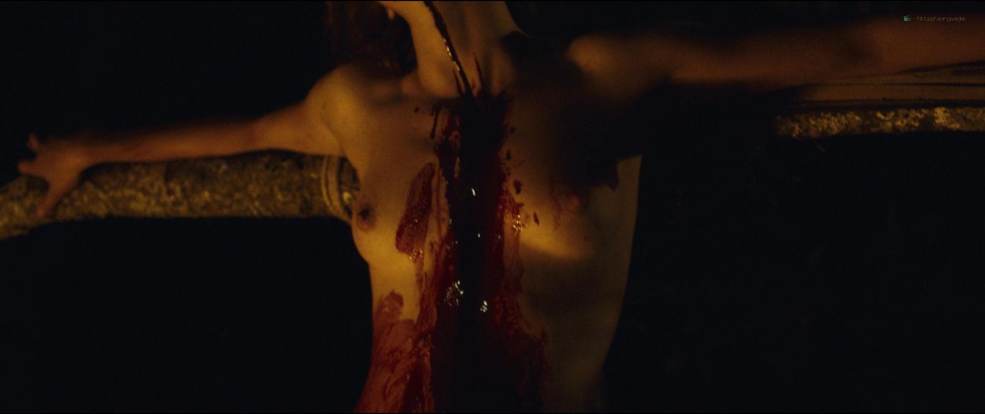 Marianna Fontana nude full frontal Jenna Thiam others nude - Capri-Revolution (2018) HD 1080p BluRay (5)