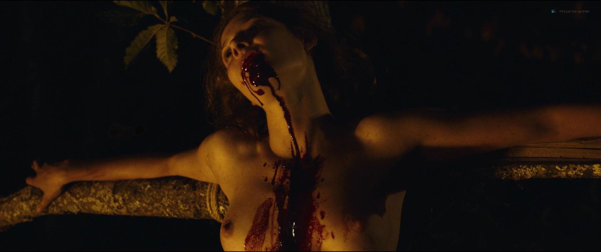 Marianna Fontana nude full frontal Jenna Thiam others nude - Capri-Revolution (2018) HD 1080p BluRay (4)