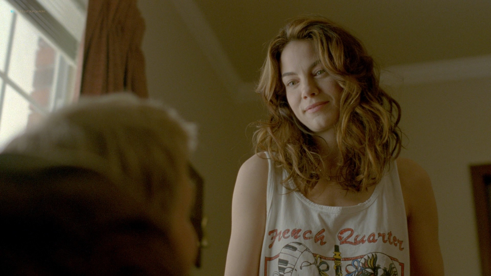 Michelle Monaghan nude brief topless and sex - True Detective (2014) S01 HD 1080p BluRay (13)