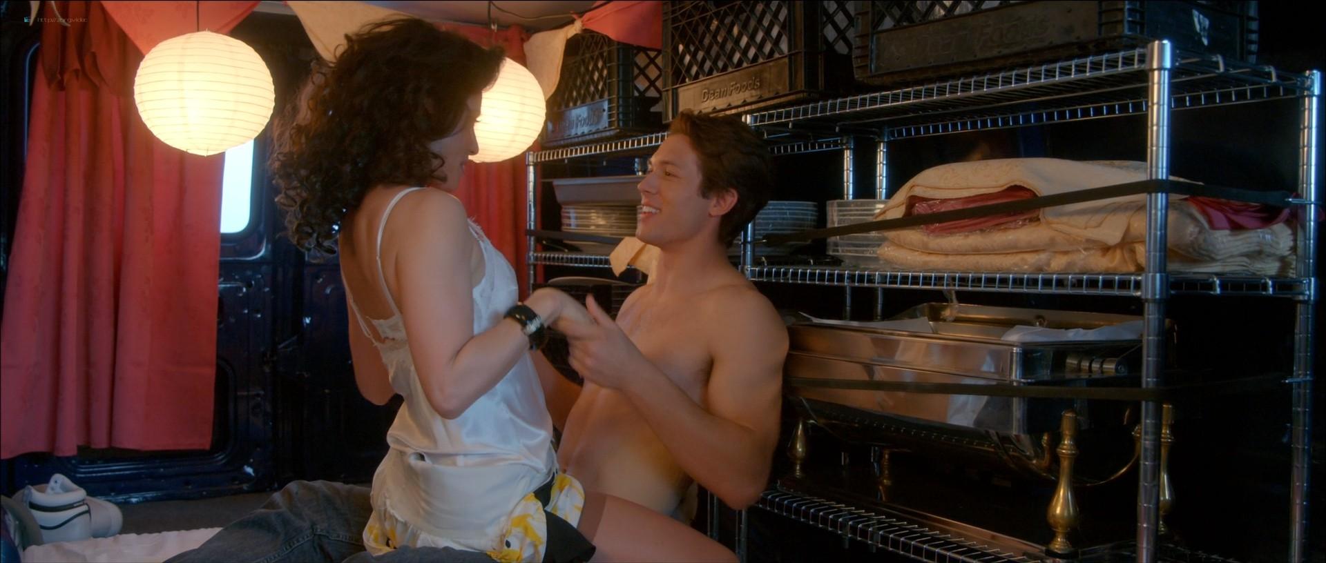 Alexandra Daddario sexy Lucy Liu hot and some sex - Why Women Kill (2019) s1e3 HD 1080p Web (12)