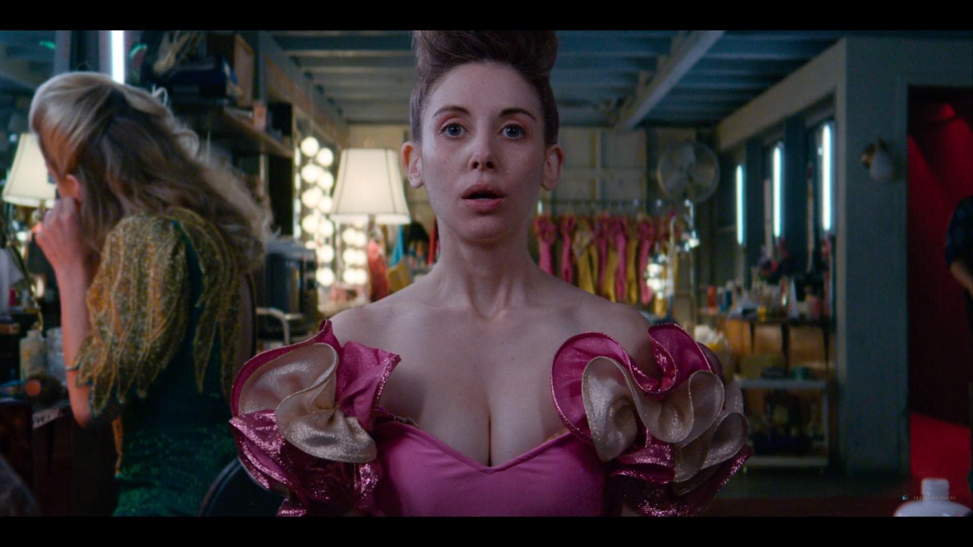 Alison Brie nude topless and sexy - Glow (2019) S3 HD 1080p Web (2)