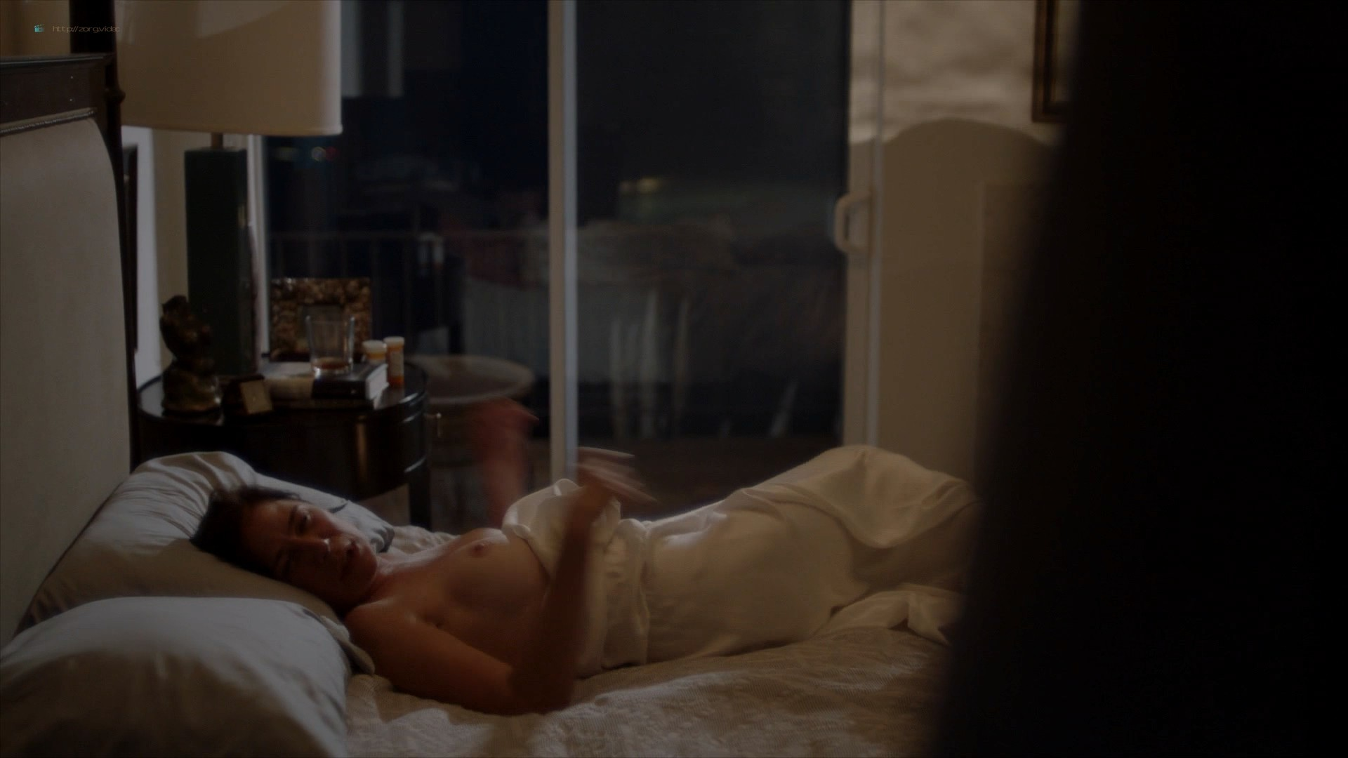 Anna Paquin nude hot sex Maura Tierney nude too- The Affair (2019) s5e1 HD 1080p WEB (11)