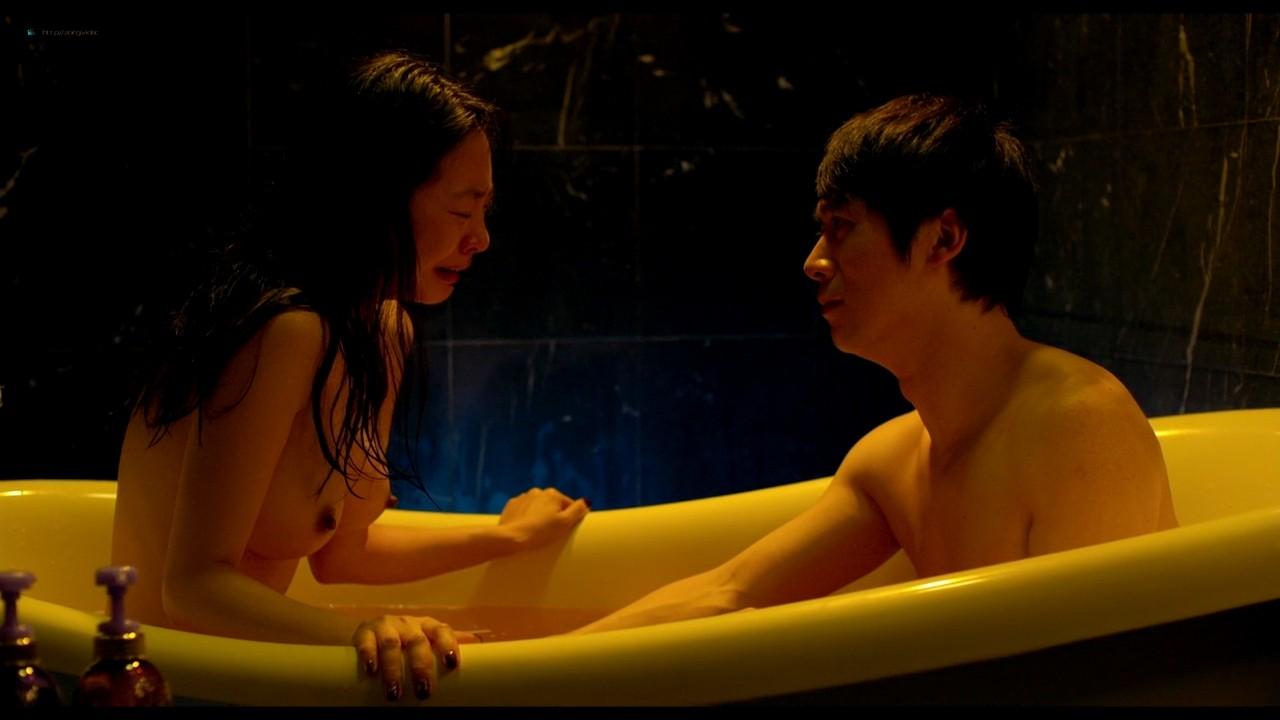 Atsuko Maeda nude sex Kaho Minami, Asuka Hinoi nude to - Kabukichô Love Hotel (2014) HD 720p (3)