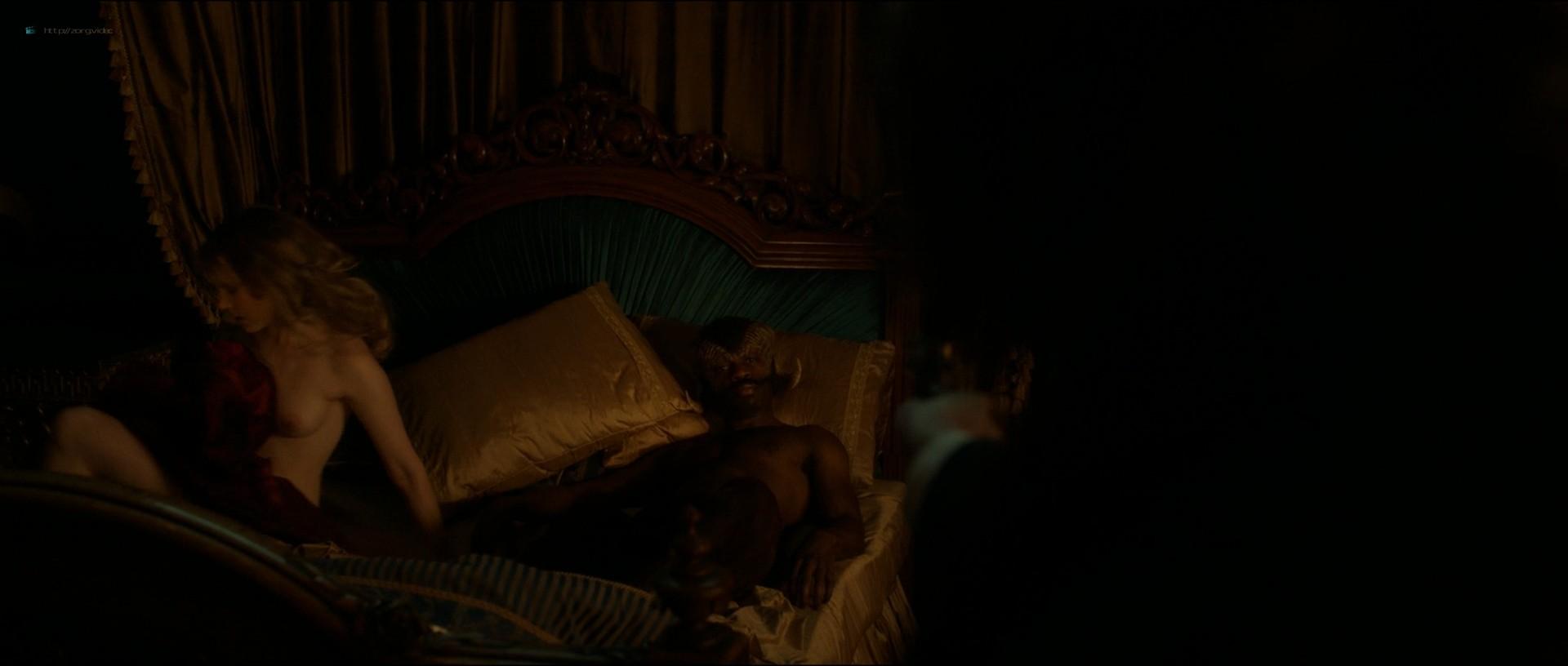 Cara Delevingne nude topless Tamzin Merchant nude sex Karla Crome sexy - Carnival Row (2019) s1e4-8 HD 1080p (2)