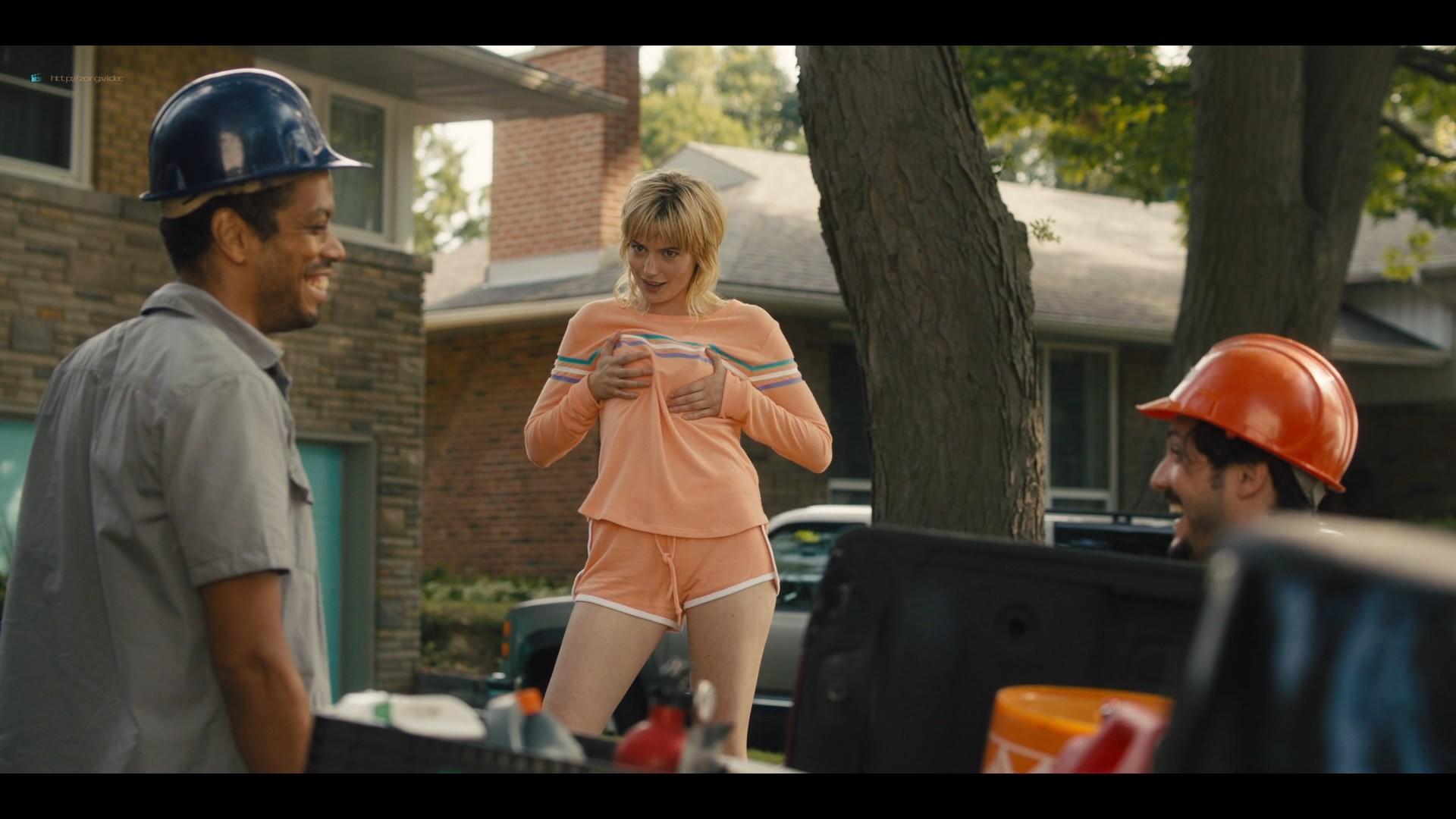 Gaite Jansen nude topless Elena Anaya, Carla Gugino hot - Jett (2019) HD 1080p Web (9)