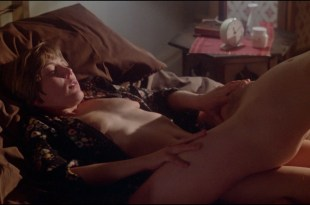 Glory Annen nude lesbian sex with Sally Faulkner - Prey (UK-1977) HD 1080p (8)