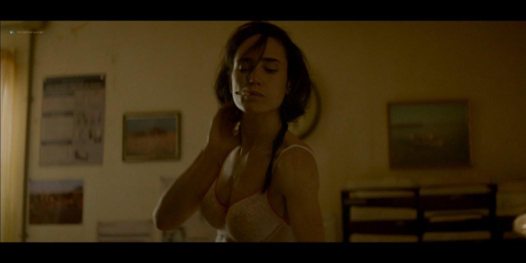 Jennifer Connelly hot Oona Chaplin sex - Aloft (2014) HD 1080p BluRay (6)