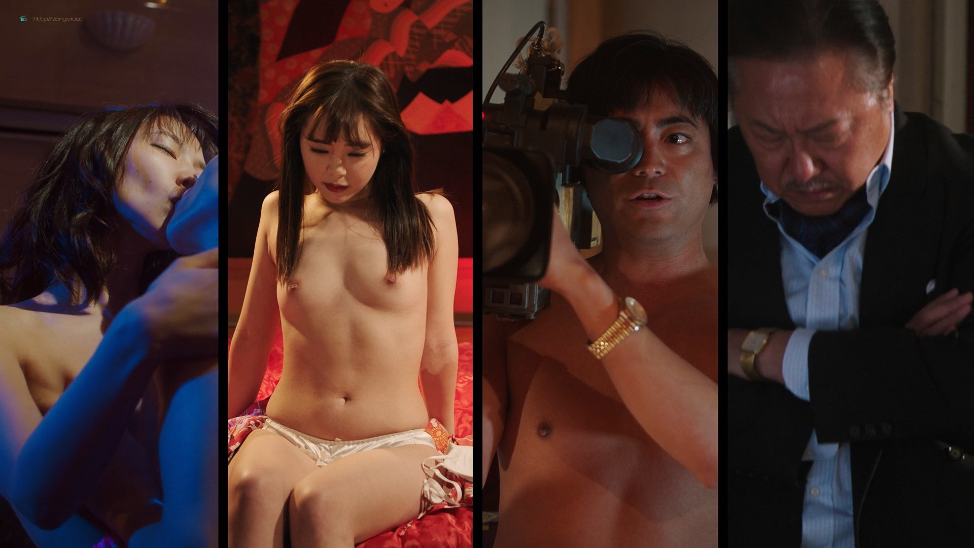 Misato Morita nude sex Nanami Kawakami and others nude - The Naked Director (2019) s1e7e8 HD 1080p Web (9)