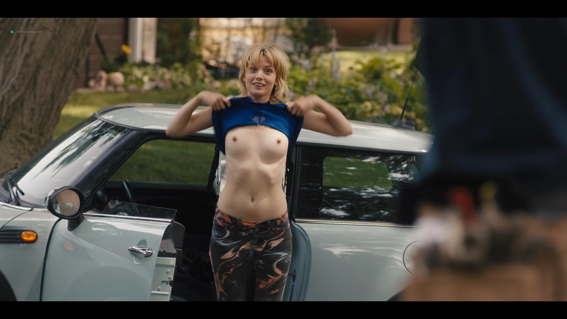 Gaite Jansen nude topless Elena Anaya, Carla Gugino hot - Jett (2019) HD 1080p Web