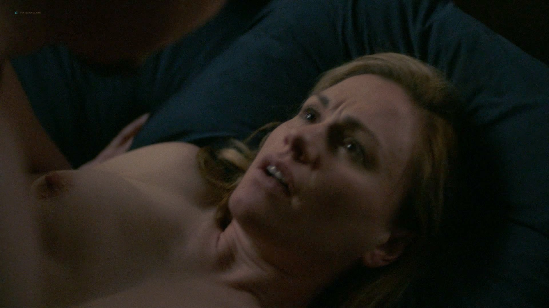 Anna Paquin nude topless and sex - The Affair (2019) s5e6 1080p (2)