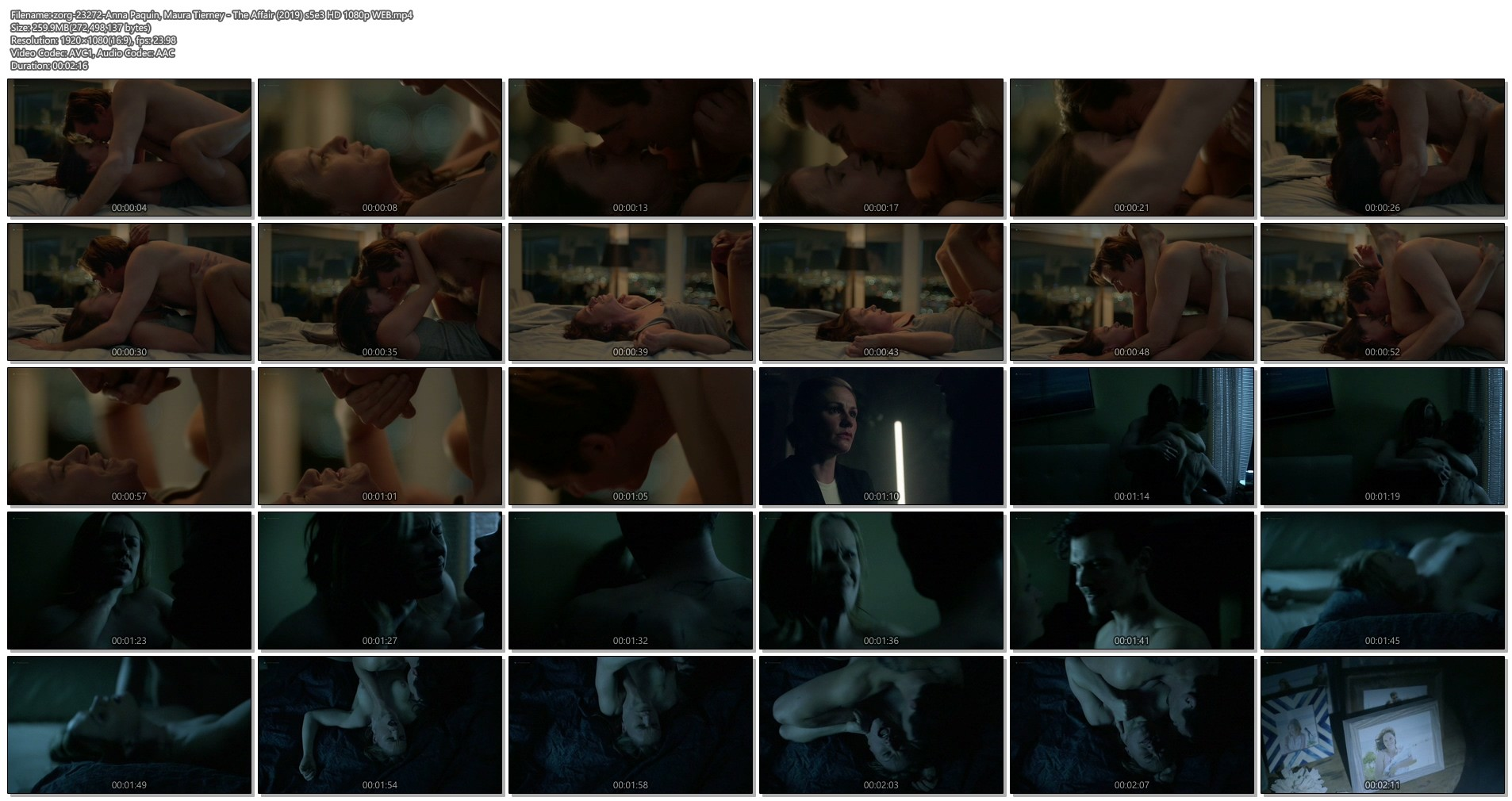 Anna Paquin nude topless hot sex Maura Tierney sex - The Affair (2019) s5e3 HD 1080p WEB (1)